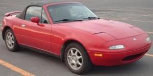 Miata Sports Car