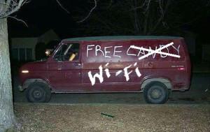 Clever Rape Van