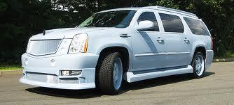 Cadillac Escalade Car Stereotypes