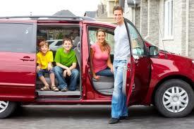 Family Van Stereotypes